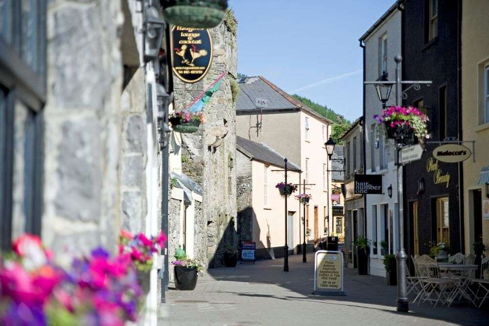 Carlingford city Centre